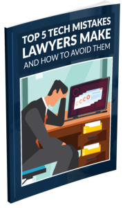 Top 5 Tech Lawyers Make and How to Avoid Them